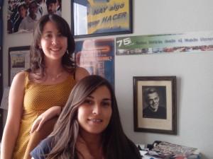 María M. y María P. (JOC) nos acercan a los jóvenes sin trabajo en un mundo en crisis
