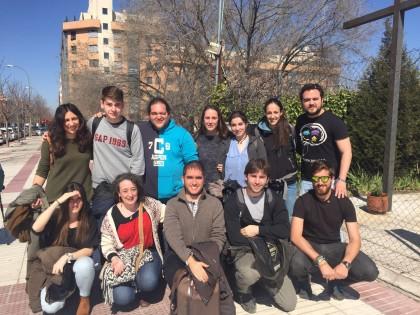 Crónica encuentro jóvenes EPJ2016