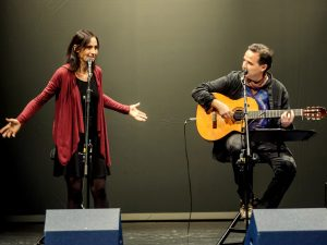 Luis Guitarra y Carmen Sara actuarán en la #epj206
