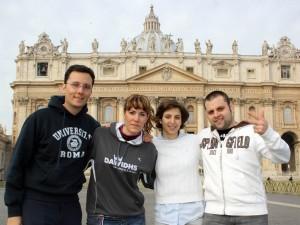 El grupo de rap católico Dawidhs participará en la #EPJ2014