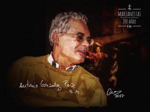 El marianista González Paz nos acerca los secretos del Evangelio a través del arte