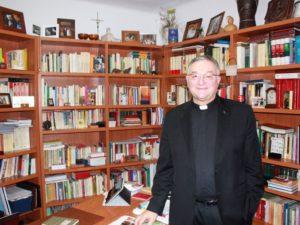 Antonio Gómez Cantero, obispo de Teruel y Albarracín, participará en la #EPJ2019