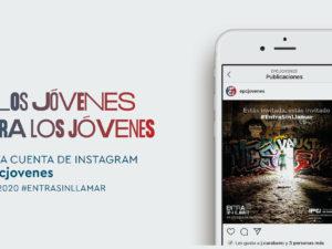 Nueva cuenta de Instagram de la EPcJ